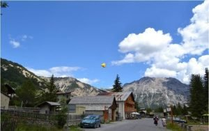 Nvache petit village authentique des Hautes Alpes l