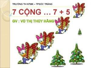 TRNG TH NTMK TPSC TRNG 7 CNG 7