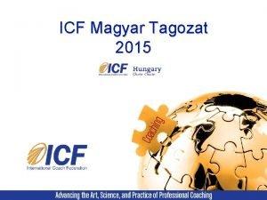 ICF Magyar Tagozat 2015 Aktivits Tancsad Irnyt s