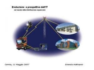 Evoluzione e prospettive dellIT nel mondo della distribuzione