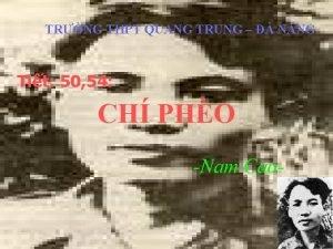TRNG THPT QUANG TRUNG NNG Tit 50 54