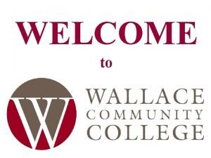 WELCOME to Wallace 101 Rep George C Wallace