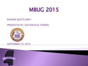 MBUG 2015 BANNER BOOTCAMP I PRESENTED BY KATANGELIA