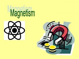 Magnets have been known for centuries The Chinese