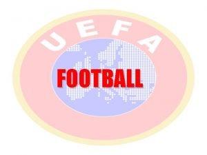 FOOTBALL OBSAH o je football Pravidl ZKLADN INFO