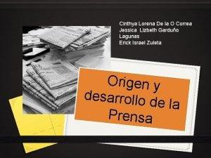 Cinthya Lorena De la O Correa Jessica Lizbeth