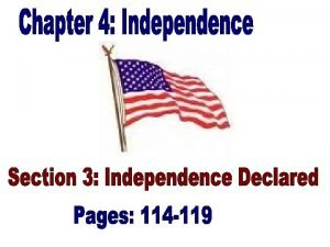 July 2 1776 the Second Continental Congress voted