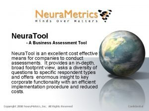 Neura Tool A Business Assessment Tool Neura Tool