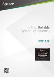 CM 710 CF CM 710 CF Overview Apacer