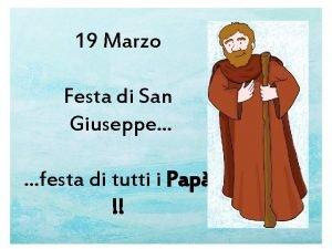 19 Marzo Festa di San Giuseppe festa di