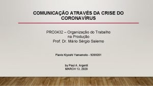 COMUNICAO ATRAVS DA CRISE DO CORONAVRUS PRO 3432
