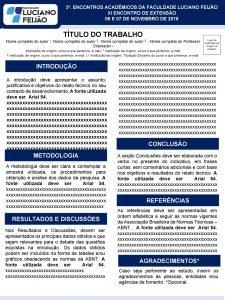 3 ENCONTROS ACADMICOS DA FACULDADE LUCIANO FEIJO XI