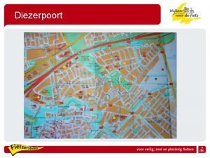 Diezerpoort Auto ontsluiting Auto structuurplan 2020 30 Diezerpoort