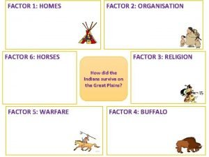 FACTOR 1 HOMES FACTOR 2 ORGANISATION FACTOR 3