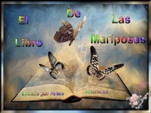El Libro Creado por Helen De Las Mariposas