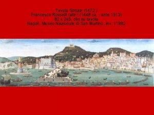 Tavola Strozzi 1472 Francesco Rosselli attr 1448 ca