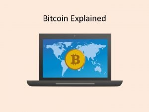 Bitcoin Explained Main Reference Bitcoin Explained in Cartoons