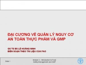 I CNG V QUN L NGUY C AN