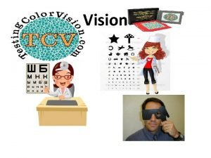 Vision Visual Acuity Visual acuity VA is the