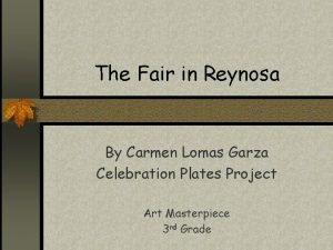 The Fair in Reynosa By Carmen Lomas Garza