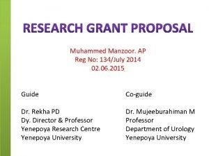 Muhammed Manzoor AP Reg No 134July 2014 02