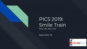 PICS 2019 Smile Train New York New York