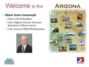 Welcome to the Mayor James Cavanaugh Mayor City
