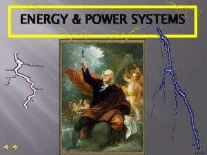 ENERGY POWER SYSTEMS JKUSH 9 2010 ENERGY POWER