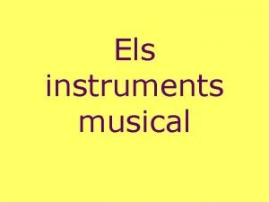 Els instruments musical viol El vol sna molt