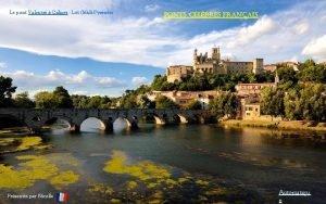 Le pont Valentr Cahors Lot MidiPyrnes Prsents par