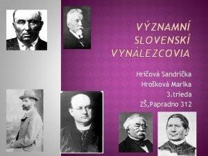 VZNAMN SLOVENSK VYNLEZCOVIA Hriov Sandrika Hrokov Marika 3