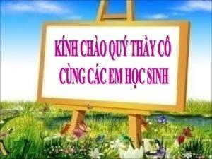 Kim tra bi c Cu hi Trnh by