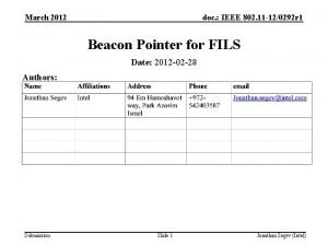 March 2012 doc IEEE 802 11 120292 r