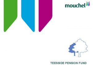 TEESSIDE PENSION FUND Pensionable Pay 2 Pensionable Pay