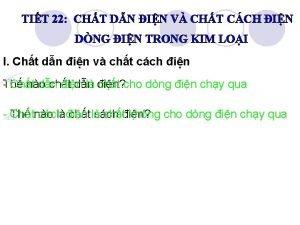 TIT 22 CHT DN IN V CHT CCH