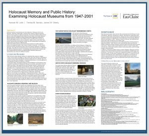 Holocaust Memory and Public History Examining Holocaust Museums