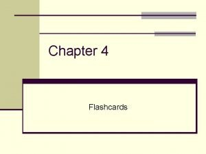 Chapter 4 Flashcards systematic collection organization and interpretation