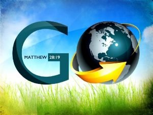 To make disciples for Jesus Christ by equipping