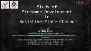 Study of Streamer Development in Resistive Plate Chamber