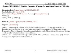 March 2012 doc IEEE 802 15 12 0192