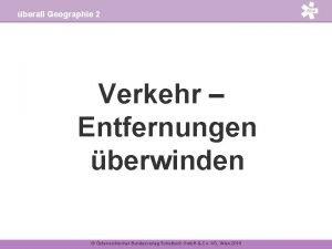 berall Geographie 2 Verkehr Entfernungen berwinden sterreichischer Bundesverlag