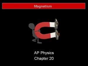 Magnetism AP Physics Chapter 20 Magnetism 20 1