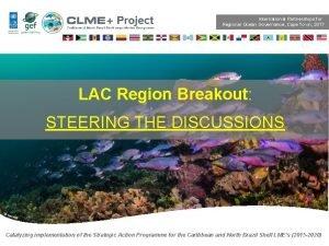 International Partnerships for Regional Ocean Governance Cape Town