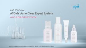 ONESTOP Clear ATOMY Acne Clear Expert System ACNE