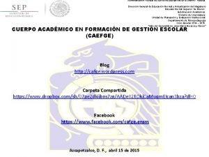 Administracin Federal de Servicios Educativos en el Distrito