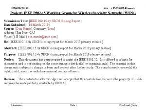 March 2019 doc 15 19 0139 01 secn