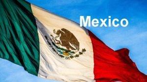 Mexico Mexico City 1 2 3 4 5