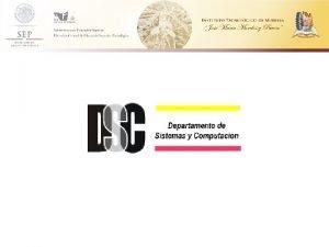 Instituto Tecnolgico de Morelia Fue fundado el 4