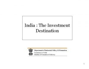 Business Unit India Japan A winning partnership India