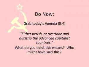 Do Now Grab todays Agenda 9 4 Either